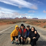 [2016봄방학3]Four Corners Monument, Arches National Park
